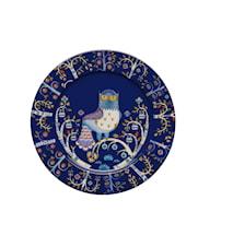 Taika Tallrik 30 cm blå
