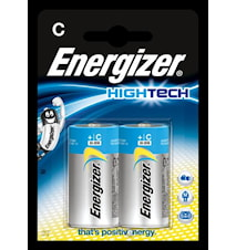 Batteri Energizer HighTech LR1 4/C, 1,5 V, 2 stk