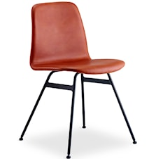 Steel Copilot Chair - Läder