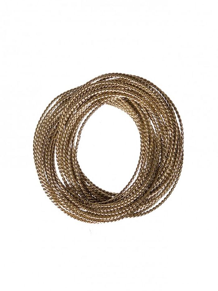 Servettring Kerala bronze Ø ca 60mm