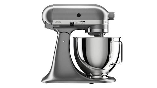 Kjøkkenmaskin 4,3 liter Sølvgrå