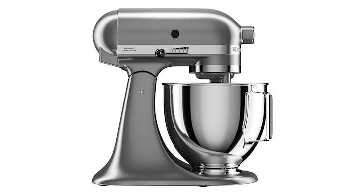 Køkkenmaskine 4,3 liter Sølvgrå