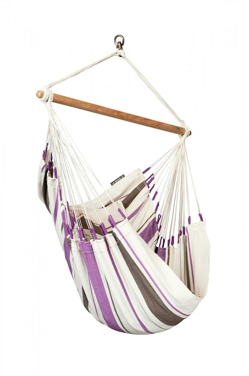 Caribena basic hängstol – Purple