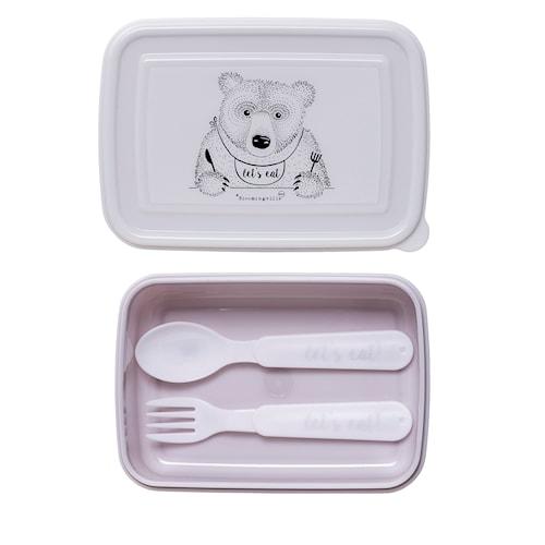 Lunchbox Bear - Lila
