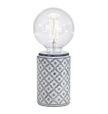 Pakke art. Zhang Li Inkl LED lampe