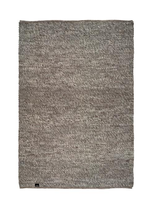 Merino teppe - Grå, 140x200