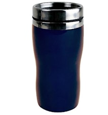 Bilkrus i plast liten, marineblå