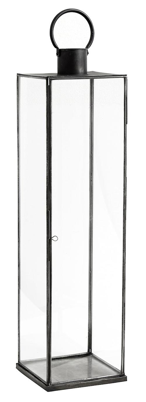 Lanterne Black 79 cm - Sort
