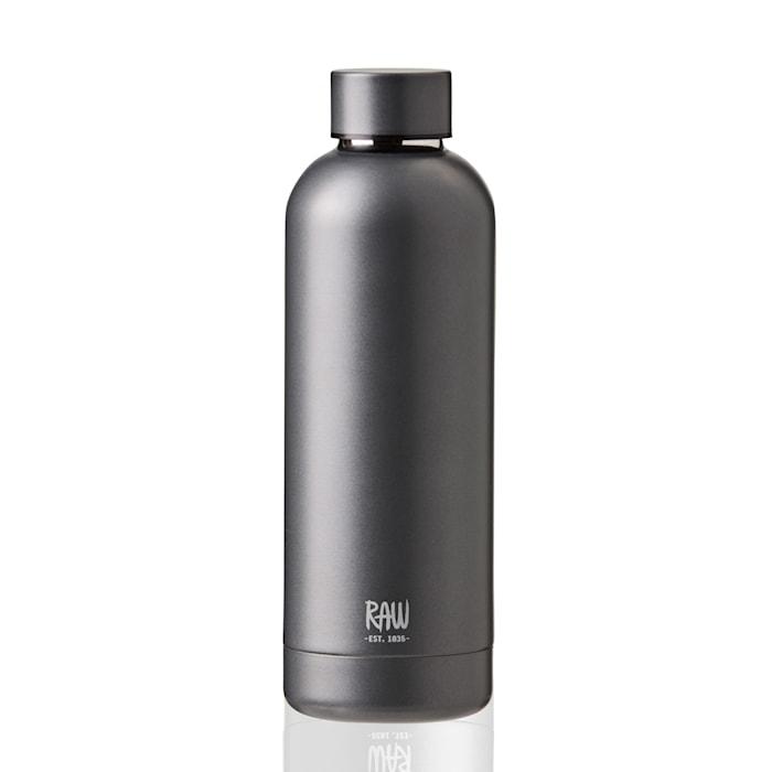 Raw Termoflaske - Mat Grey