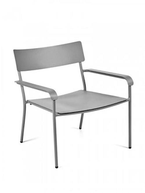 August Lounge Chair Grå