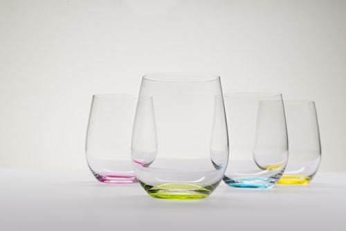 Happy O 4-glas set