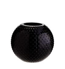 Vase rund Ø 10 cm - Grønn