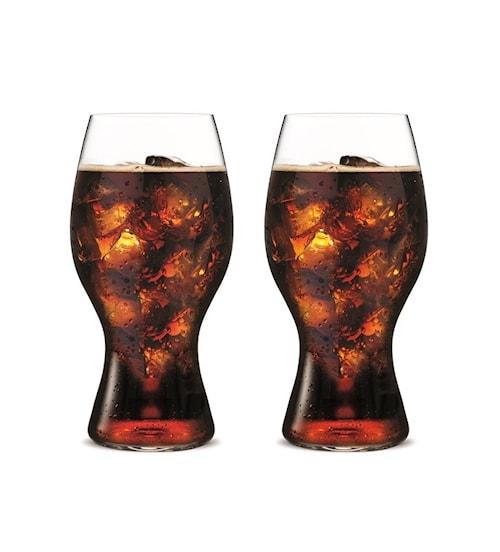 Coca Cola Glas, 2-pack