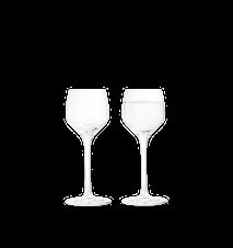Premium Snapsglas 5,0 cl klar 2 st