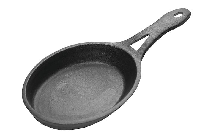 Stek- & Fajitaspanna oval