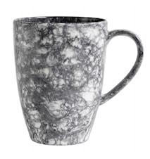 AQUA cup w. handle, grey