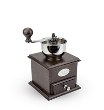Brésil Kaffekvarn Walnut 21 cm