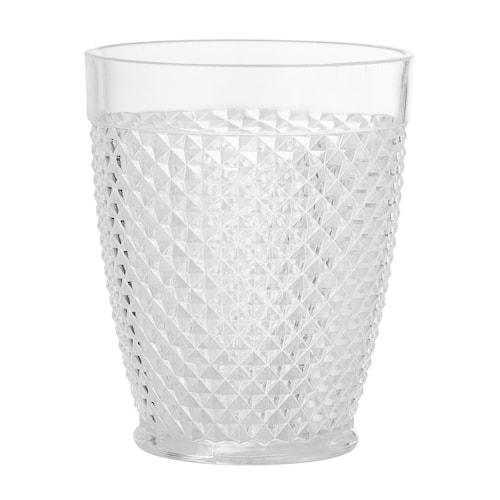 Kaffemugg Diamond - Vit