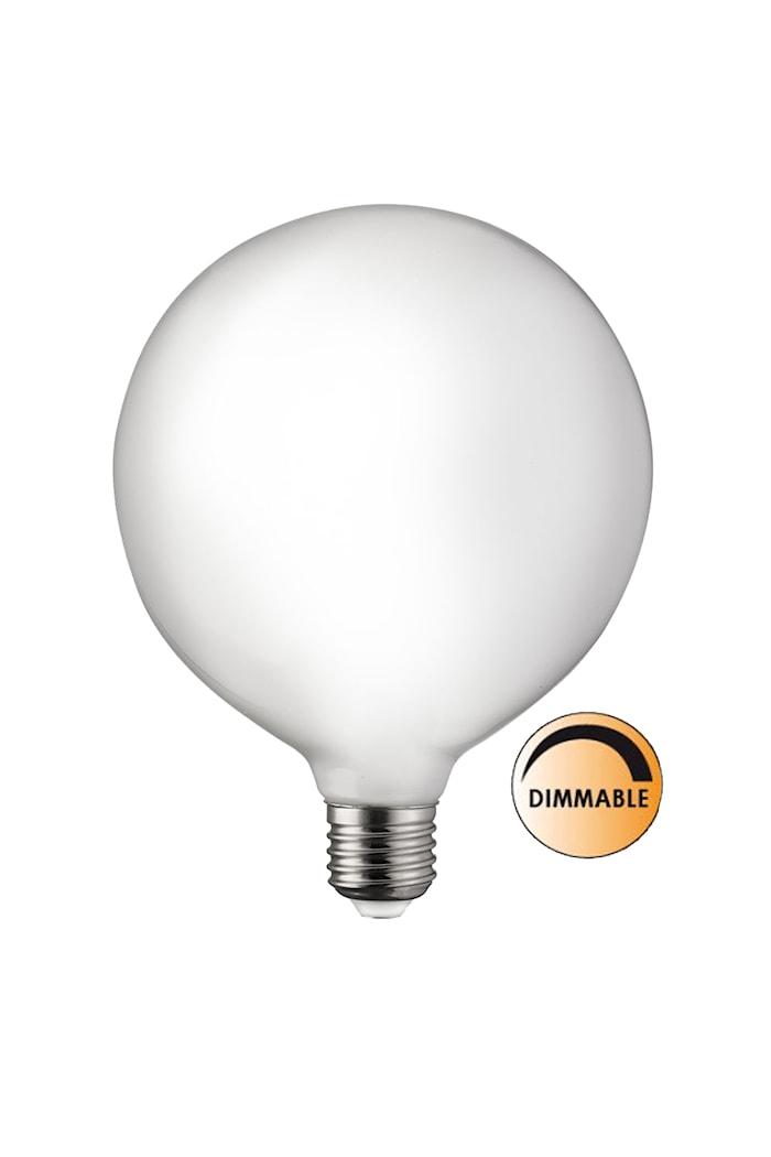 Ljuskälla LED Opal Dimbar 125 mm E27