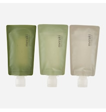 Travelkit 3-pack 98 ml