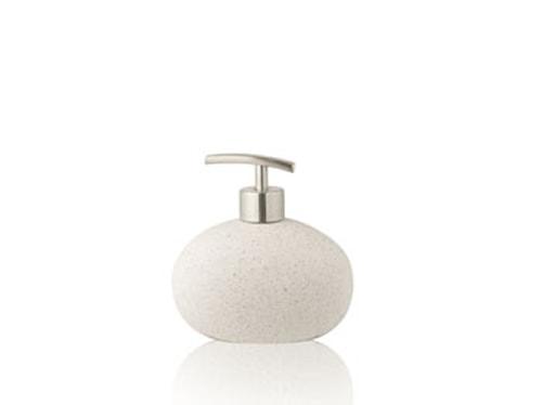 Tvålpump Ljus sten-grå