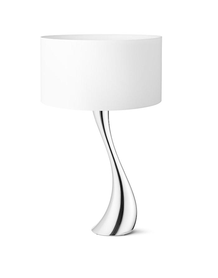 Cobra Bordlampe 72,5 cm Hvit/Aluminium