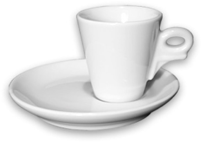 Espressokop Giotto -