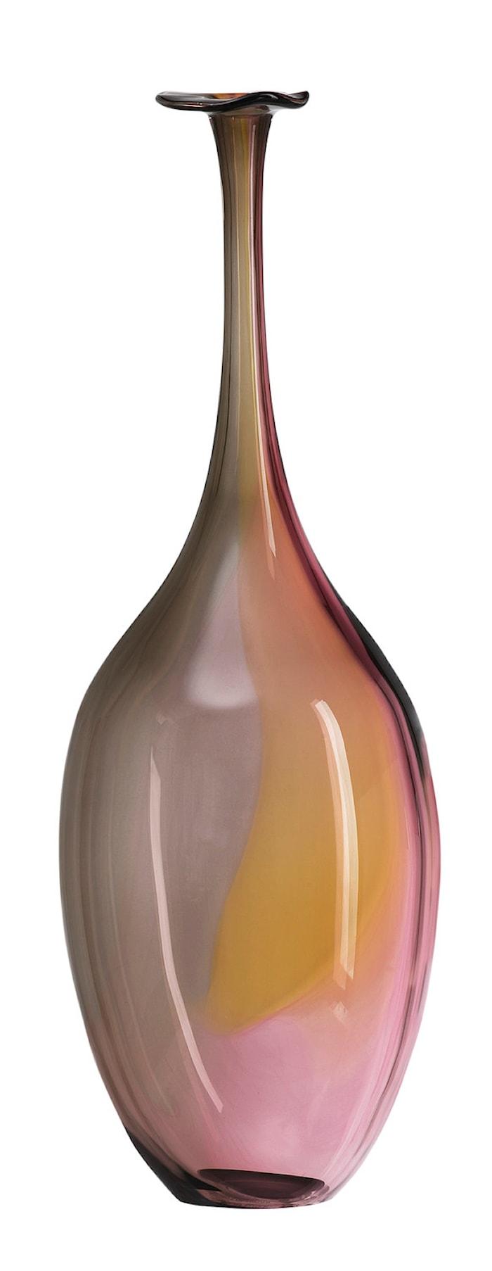 Fidji Rød Flaske 36,5 cm