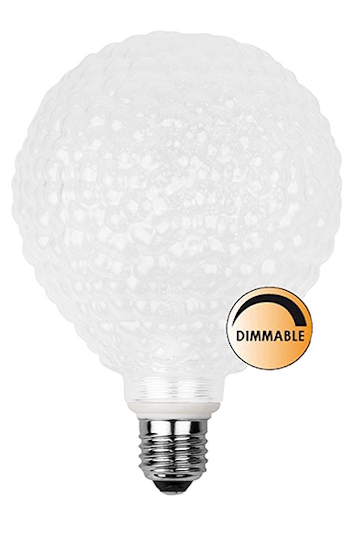 Ljuskälla Bubblig 125 Klar Exklusive ljuskälla