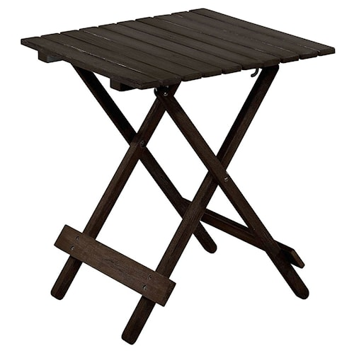 Peak table