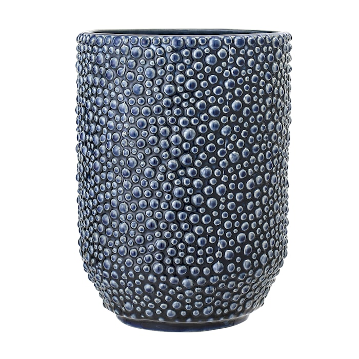 Vaasi Kivi Sininen Ø14,5x20,5 cm