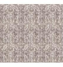 Driftwood damask tapet – Ljusbrun