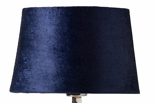 Lampskärm Lola 26 cm - Blå