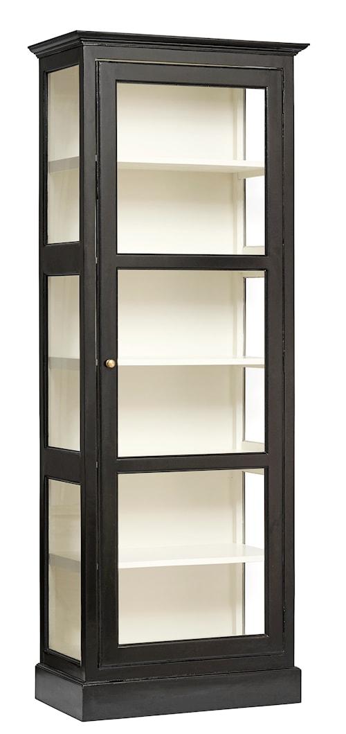 Classic cabinet vitrineskap - Enkel