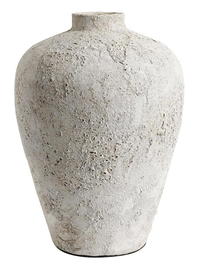 Luna Krukke Grå Terracotta 40x32 cm