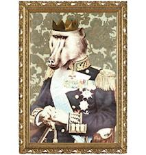 Kungen plakat 50x70