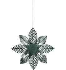 Anna Star Grön 68cm