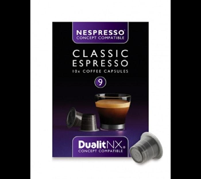 Kaffekapsel Classic N/X 10-pack