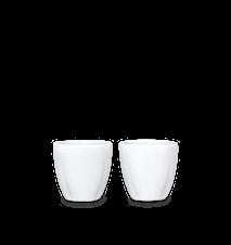 Grand Cru Äggkopp Ø5,5 cm vit 2 st.