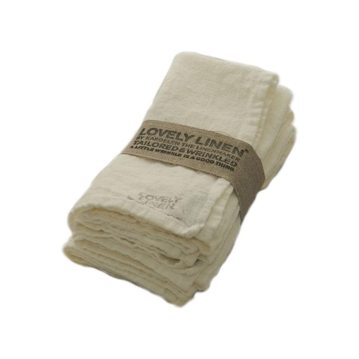 Lovely linen servett