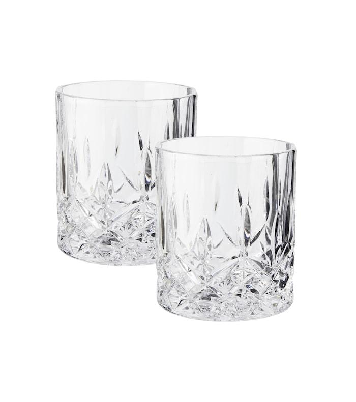 Vide Whiskeyglass 27 cl 2-pack