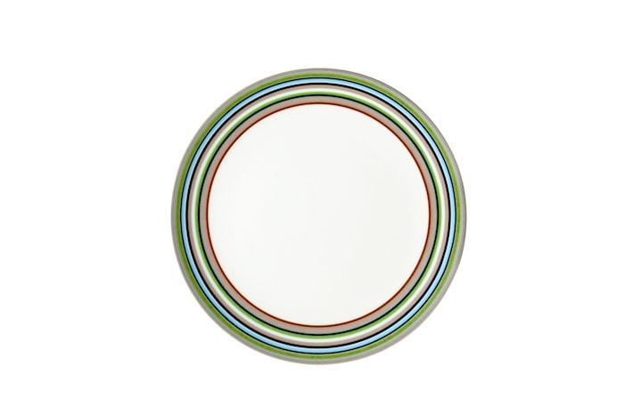 Origo Tallerken 20 cm beige