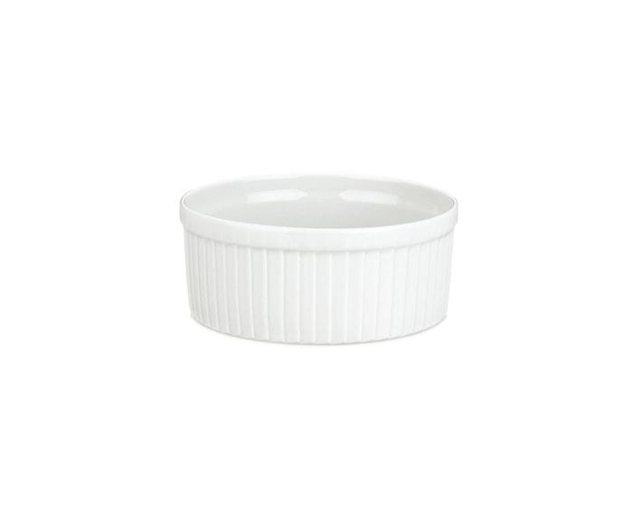 Suffléform lav nr. 5 hvit, 30 cl