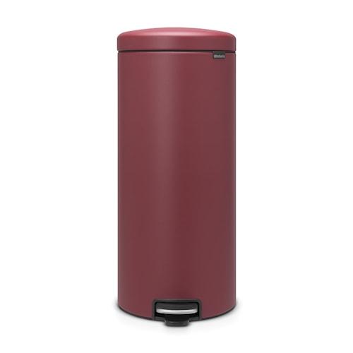 Pedalhink newIcon, plastinnerhink 30 L Mineral Windsor Red