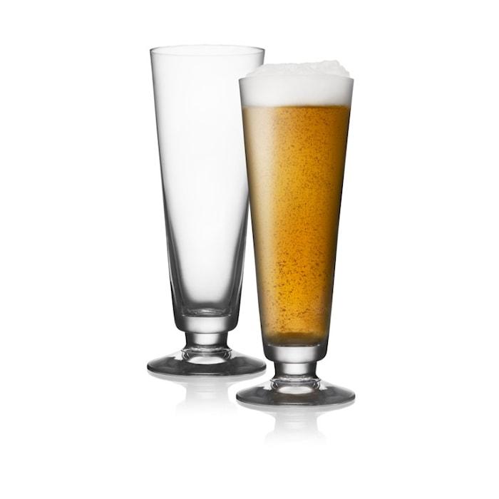 Beer Ølglass Pilsner 38cl 4-pack
