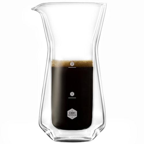 Seattle Kaffekanna med Filterhållare, Pour Over, 2kp