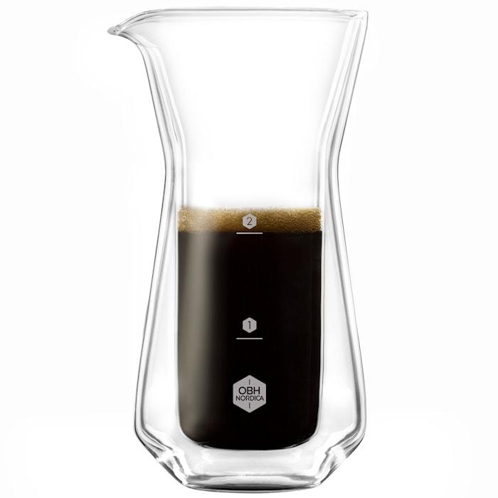 Seattle Kaffekanne, Pour Over, 2kp