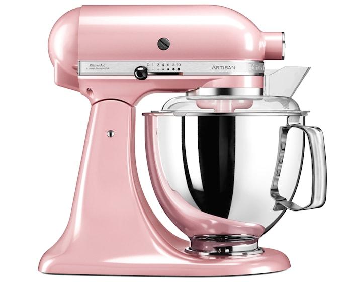 Artisan 175 Køkkenmaskine 4,8 liter Rosa