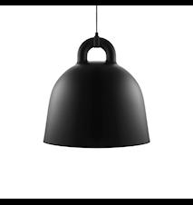 Bell Lampa Svart L