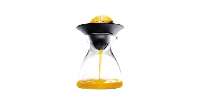 Sitruspresse med glasskanne 0,6 l